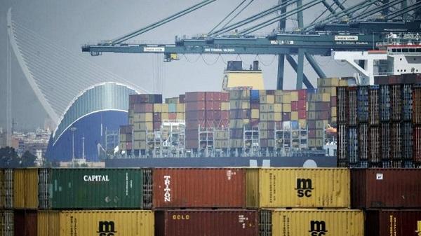 Puerto de Valencia mueve más de 4.000.000 TEUs hasta noviembre