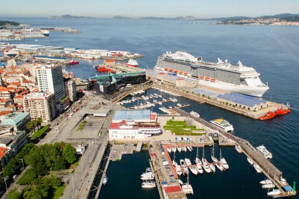 Puerto de Vigo beneficios logistica PSA. Loginews
