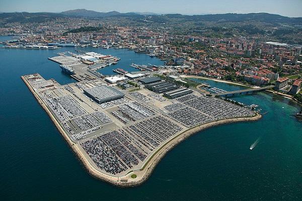 Puerto de Vigo recibe más tráficos procedentes del Puerto de Setúbal