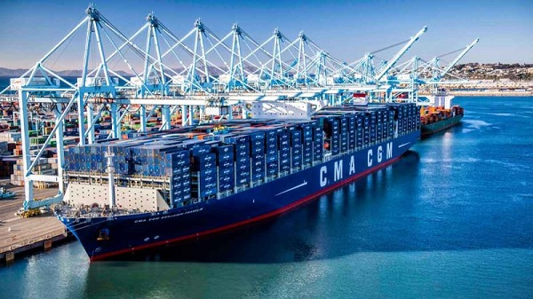 Puertos españoles incrementan un 2,7% anual el tráfico de mercancías en octubre