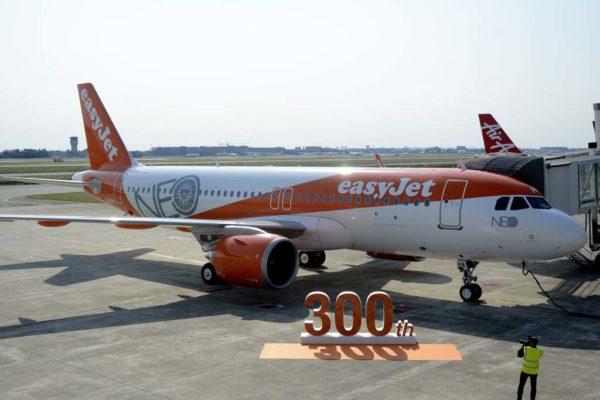 airbus a320neo easyjet