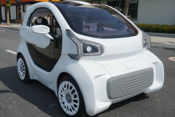 Coche electrico. Loginews