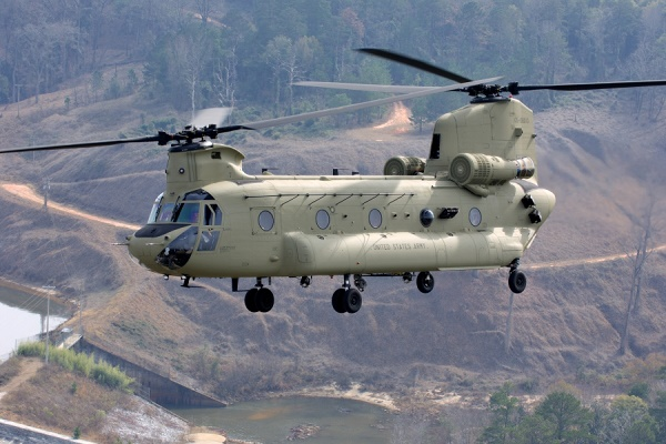 Defensa CH-47 Chinook