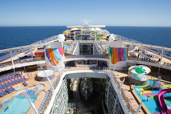 España cruceros 2018