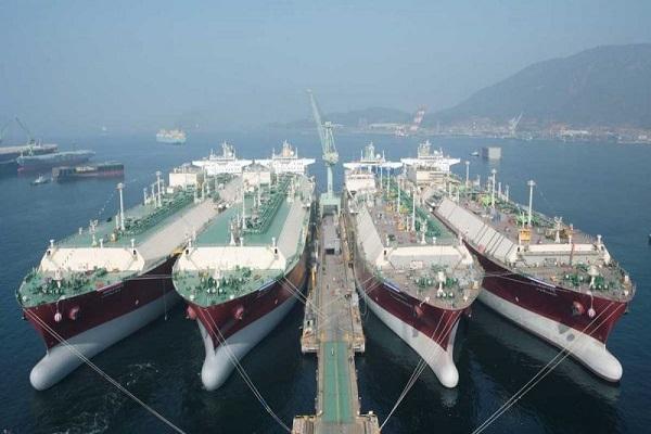 Gas natural se considera una buena alternativa para el transporte marítimo