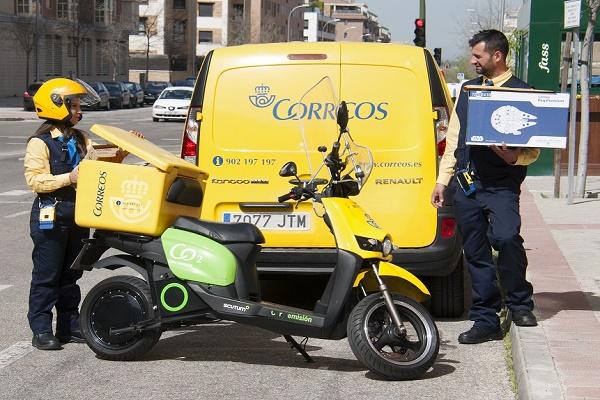 Grupo Correos 2018