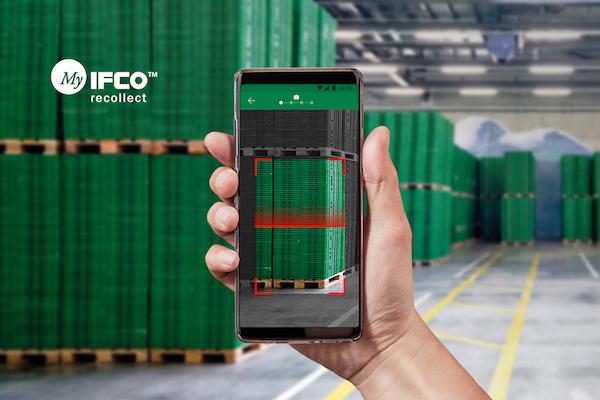 Ifco amplía sus servicios digitales para gestión de envases reutilizables