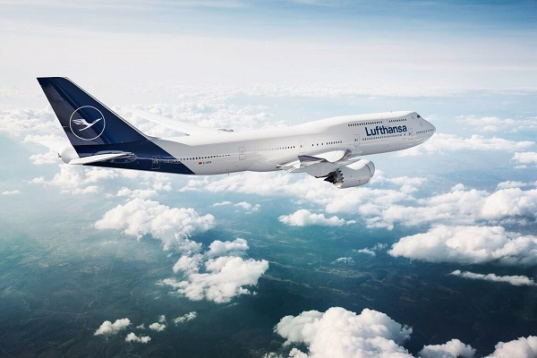 Lufthansa Pamplona Fráncfort