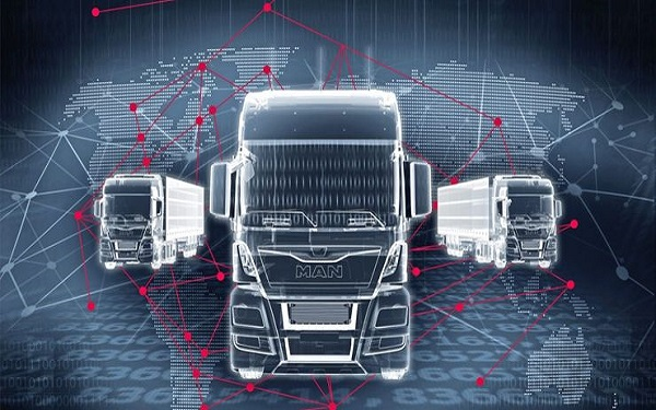 MAN lanza nuevo servicio para interconectar camiones