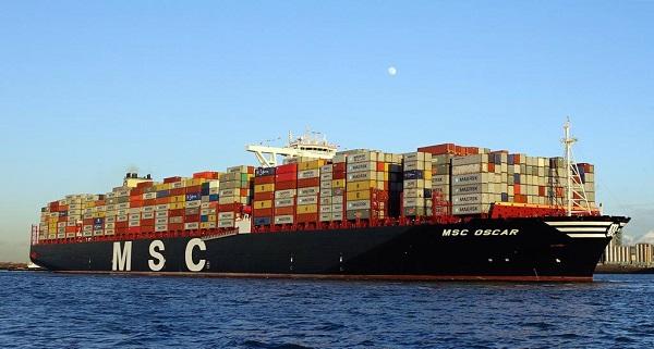 MSC recibirá un total de 20 buques nuevos en 2019