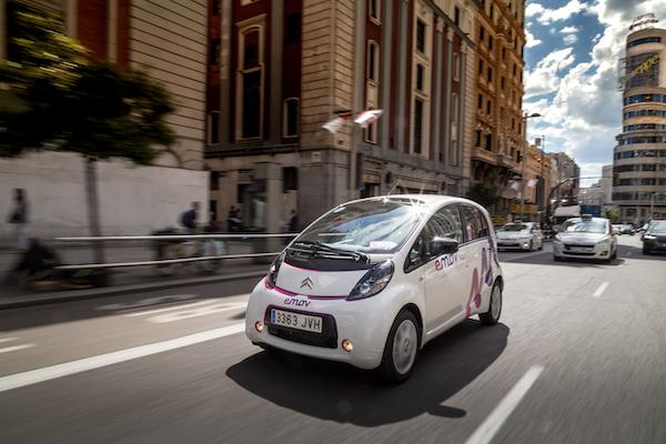 Matriculación coches movilidad sostenible 2018