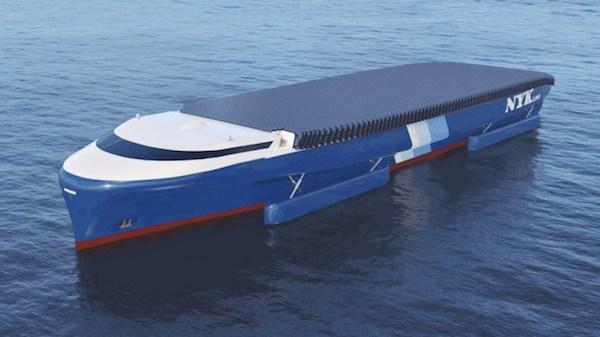 Naviera NYK diseña nuevo concepto de buque libre de emisiones