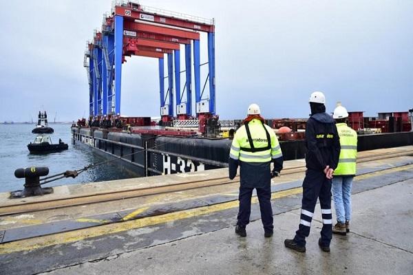 Noatum Container Terminal Bilbao finalizará ampliación de su terminal ferroviaria en junio