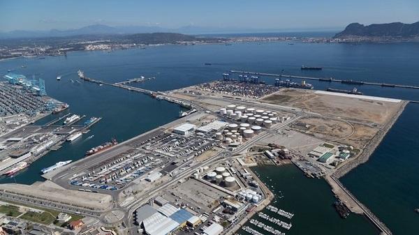 Puerto de Algeciras duplica espacio en terminal ro-ro del Muelle Isla Verde