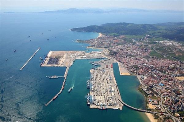 Puerto de Algeciras transporta 4,4 millones de TEUs hasta noviembre
