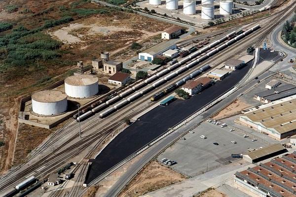 Puerto de Cartagena acondicionará terminal de Escombreras para trenes de 750 metros