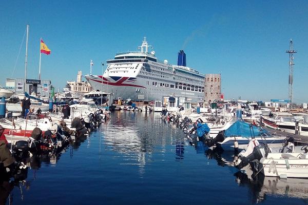 Puerto de Ceuta instalará nuevo muelle para incrementar tráfico de cruceros