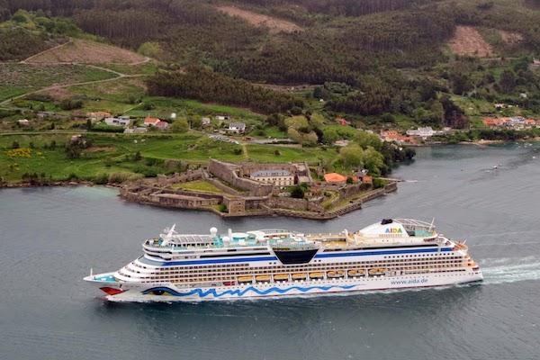 Puerto de Ferrol aumentará las escalas de cruceros en 2019