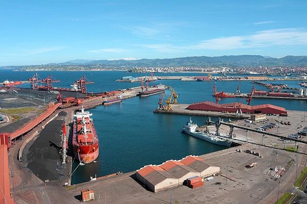 Puerto de Gijón registra récord de contenedores