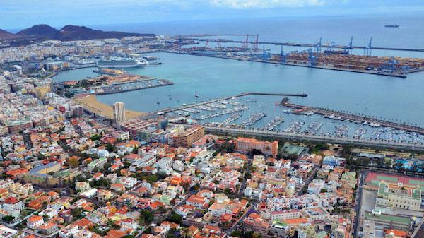 Puerto de Las Palmas construirá nuevas instalaciones fronterizas para control de mercancías