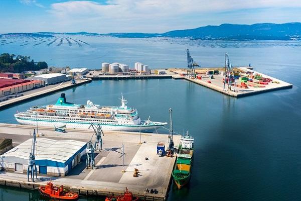 Puerto de Vilagarcía bate récord con 1,2 millones de toneladas en 2018