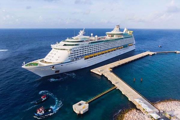 Puertos españoles baten récord con 10 millones de cruceristas en 2018