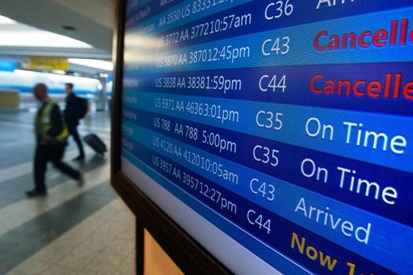 Retrasos cancelaciones vuelos España 2018