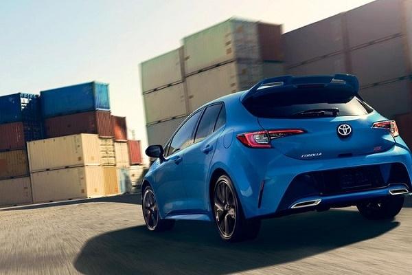 Toyota España 2019