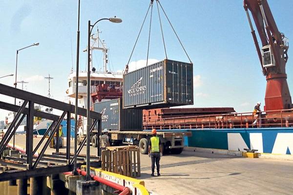 Transporte marítimo global aumenta su capacidad un 3% en 2018