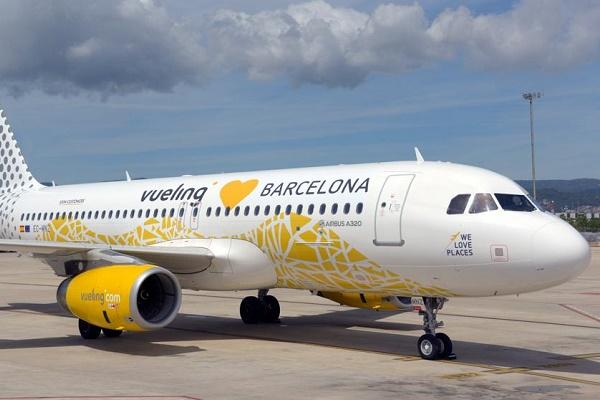 Vueling aerolíneas más seguras 2019