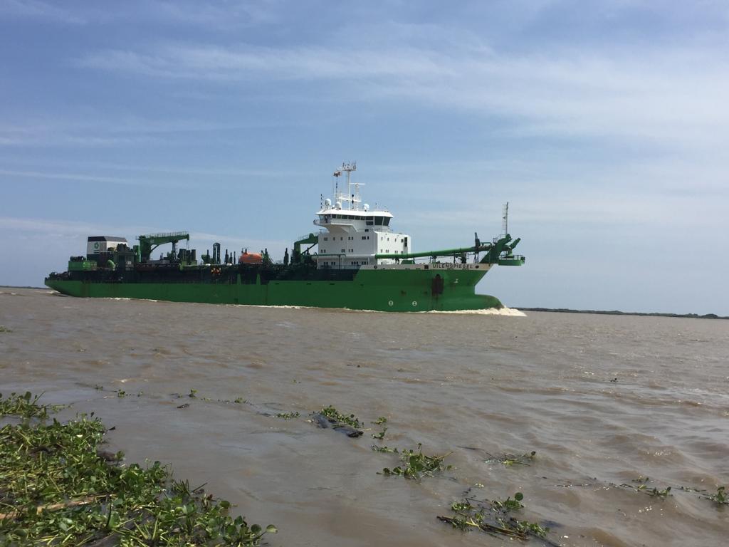 draga puerto de barranquilla
