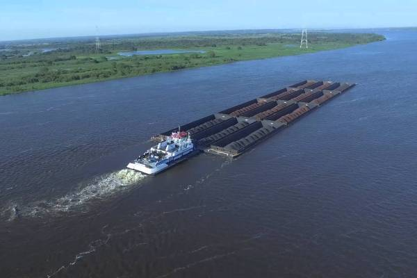 paraguay fluvial