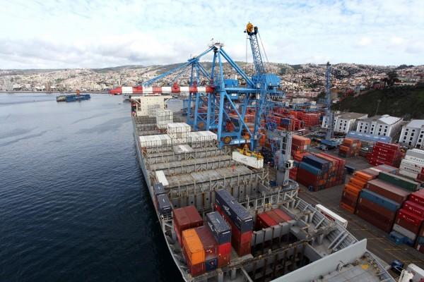 puertos de valparaiso
