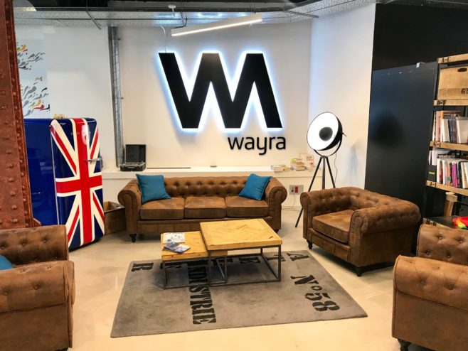wayra telefonica inversion