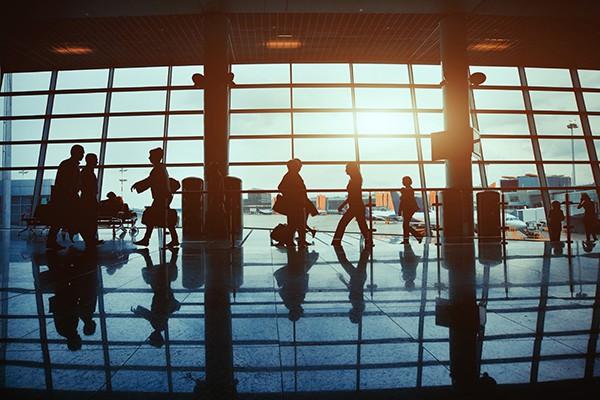 Aeropuertos España enero 2019