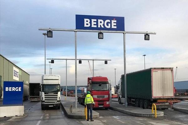 Bergé contará con terminal de accesos automatizados en el Puerto de Bilbao