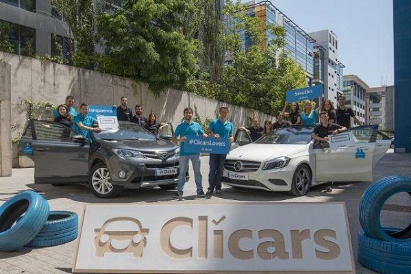 Clicars España