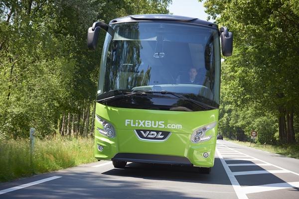 FlixBus España usuarios