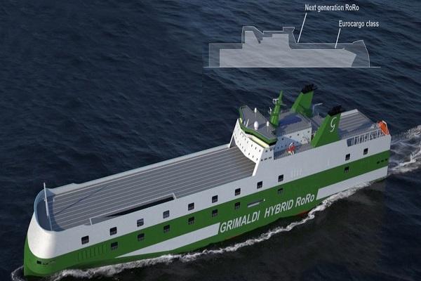 Grimaldi abastecerá nueve buques ro-ro con 18 motores de MAN Energy