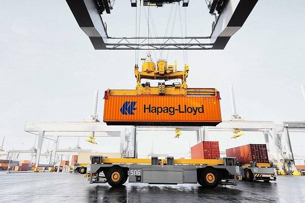 Hapag-Lloyd fabrica nuevo contenedor con suelo de acero