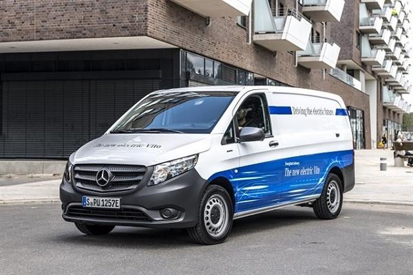Mercedes-Benz eVito España