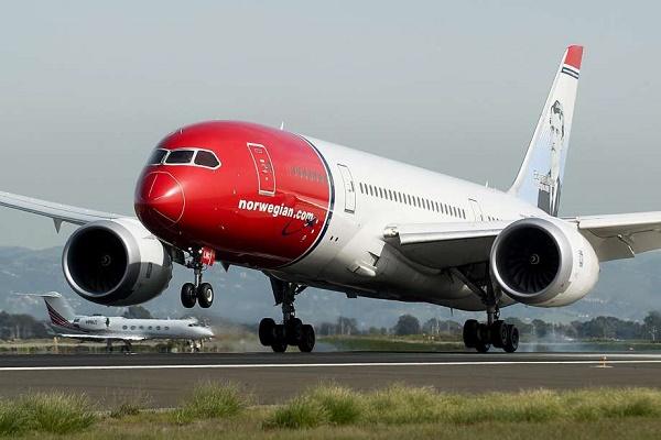 Norwegian abre vuelo Barcelona Chicago