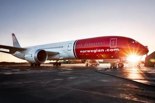Norwegian verano 2019 España