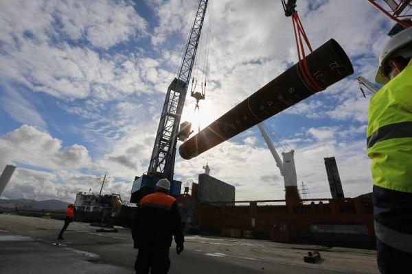 Puerto de Avilés cede concesión a Tadarsa Logistics para el tráfico eólico