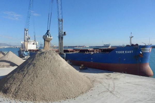 Puerto de Castellón bate récord en tráfico de mercancías al finalizar 2018