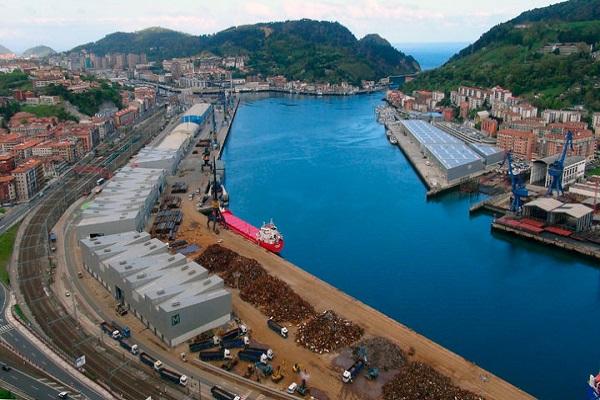 Puerto de Pasajes modificará instalaciones de acceso ferroviario de mercancías