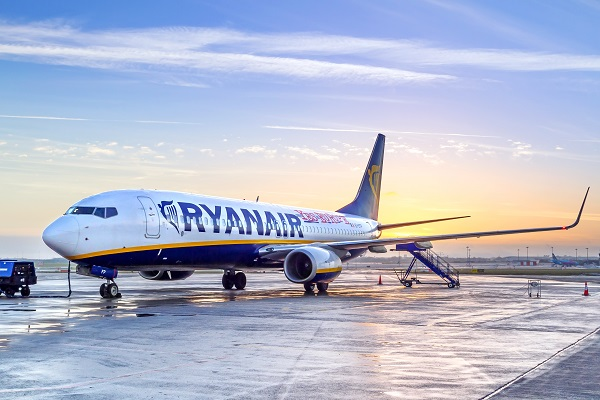 Ryanair Madrid Kiev