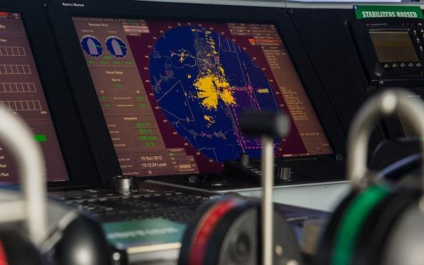 Sistemas de radar de buques mostrarán información estanderizada en 2025