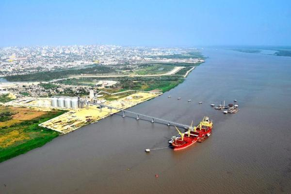 acceso puerto barranquilla