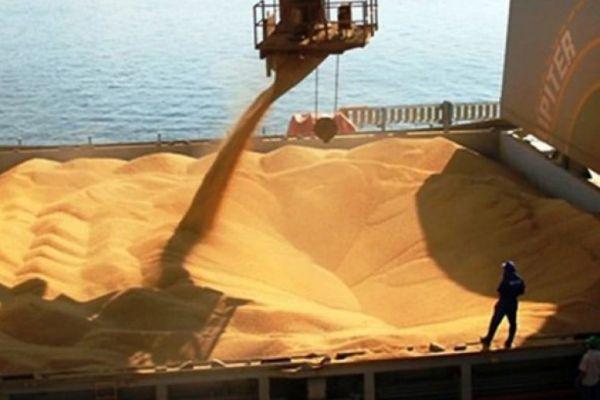 brasil soja puertos